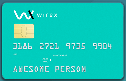 wirexカード